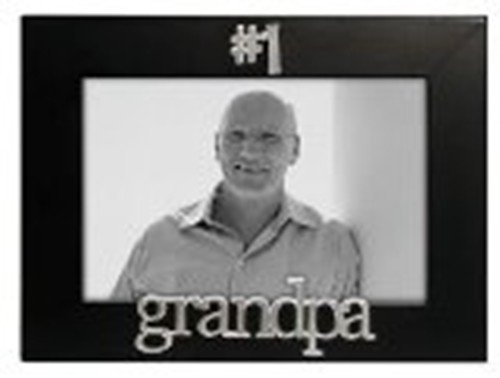 Malden #1 Grandpa Expressions Frame, 4 by 6-Inch - 1