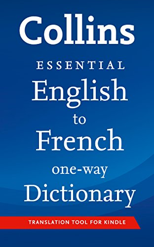Suzanne Collins - Collins English - French Essential Dictionary (Collins Essential) (French Edition)