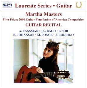 Laureate Series - Martha Masters (Guitar Recital)