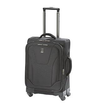 "Travelpro Luggage Maxlite 2 20"" Expandable Spinner, Black, One Size"