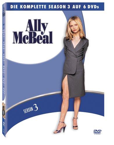 Ally McBeal: Die komplette Season 3 [6 DVDs]