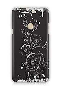 YuBingo Lovely Flowers Mobile Case Back Cover for Coolpad Max