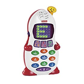 Fisher Price Laugh & Learn Learning Phone