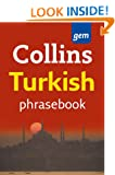 Collins Turkish Phrasebook (Collins Gem)