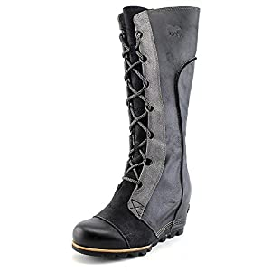 Sorel Womens Cate the Great Wedge Boots (Crouton. 9.5)