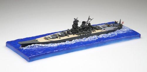 1/700 特シリーズSPOT No.36 日本海軍戦艦 大和 波ベース付 DX
