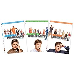 Arrested Development: Seasons 1-3