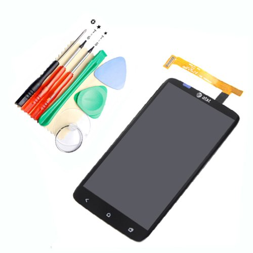 Htc One X / G23 Lcd Display Touch Screen Digitizer Assembly Replacement