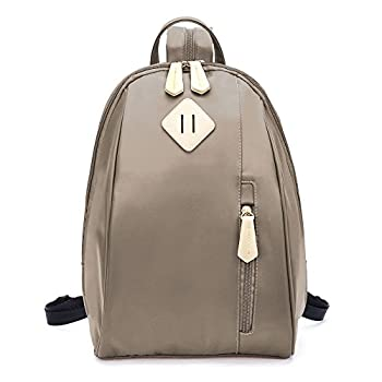 Ecosusi Women's Fashion Shoulder Backpacks Outdoor Sling Bags Nylon Backpack