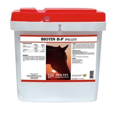 Mvp Biotin Ii Pellets - 15 Lbs