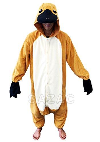Platypus Kigurumi - Adult Costume
