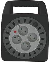 Enrouleur domestique Dhome - H05 VV-F 3G 1,5 mm² - Longueur 15 m
