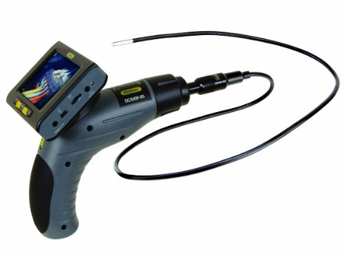General Tools DCS400-05 Seeker 400-05 Wireless Video Inspection System with 5.5mm Diameter Camera Tipped Probe