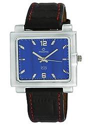 Maxima Attivo Analog Blue Dial Mens Watch - 07011LCGC