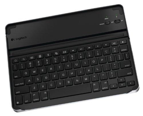 Logitech Keyboard Case Coque et clavier pour iPad 2 Azerty Noir