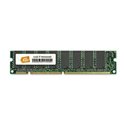 512MB [1x512MB] SDRAM PC133 Non-ECC Unbuffered 168 Pin 3.3V CL=2 Memory 32X8