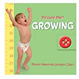 Bendon Publishing Int. Picture Me Growing Board Keepsake Book