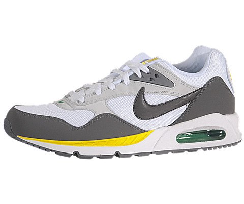 Nike Men s NIKE AIR MAX CORRELATE RUNNING SHOES 12 WHITE DRK