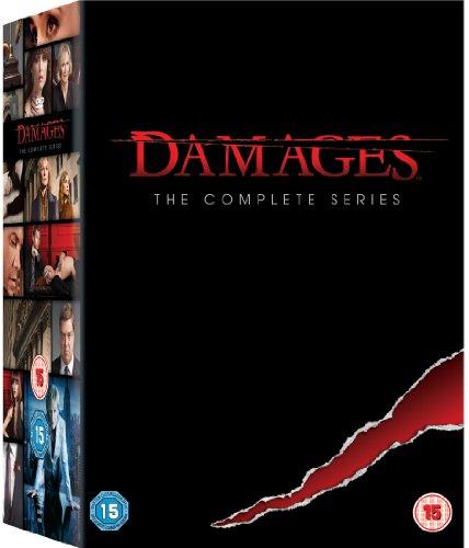 Damages - Season 1-5 [DVD] [2007] (Damages Season 4 compare prices)