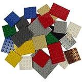 Lego - 25 mattoncini di misura e colore assortiti