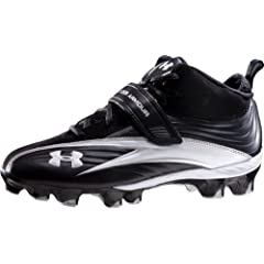 Buy Under Armour Flash II Football Cleat Kids by Under Armour