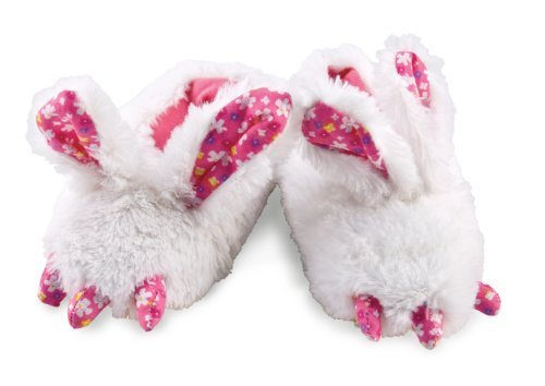 3b7b4d018 Rich Frog Funky Feet Slippers - Rabbit Feet
