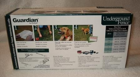 Guardian underground fence pet containment system price for Top rated underground dog fence