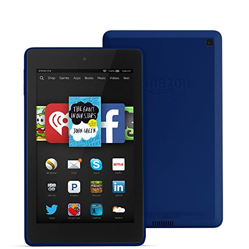 For Sale! Fire HD 6, 6 HD Display, Wi-Fi, 16 GB - Includes Special Offers, Cobalt