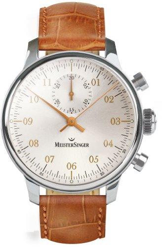 MeisterSinger Singular Reloj elegante para hombres Diseño Clásico