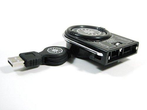 Mini Vacuum Usb Case Cooler Cooling Fan Notebook Laptop