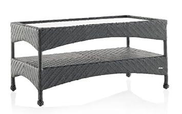 Mesa de centro de aluminio y resina ref. 5362