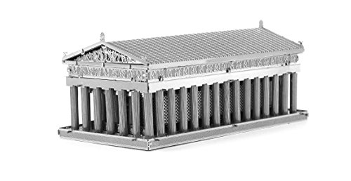 Fascinations Metal Earth Parthenon Temple 3D Metal Model Kit (Parthenon Model compare prices)