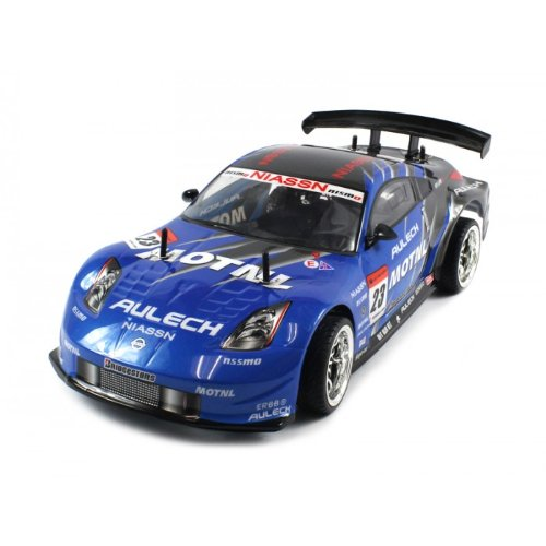 Electric Full Function 1:10 CT Speed Racing Nissan 350Z 10+MPH RTR RC Car (Colors May Vary)