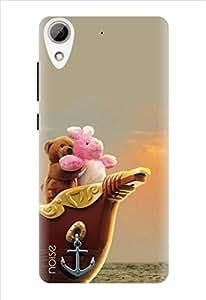 Noise Designer Printed Case / Cover for HTC Desire 626G Plus / Animated Cartoons / Titanic Scene Design