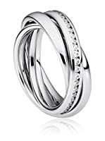 Steel_art Anillo Triple (Plateado)