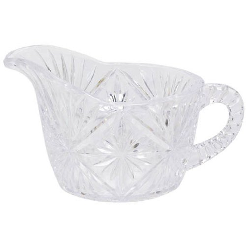 Crystal Cut Creamer Cup