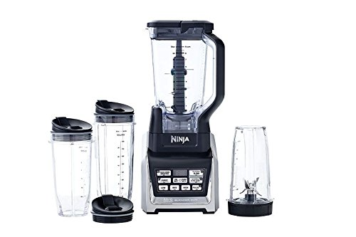 Lowest Prices! Ninja BL642Z Nutri Blender Duo with Auto-iQ, Black & Silver
