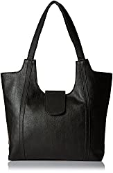 Alessia74 Women's Handbag (Black) (PBG175C)