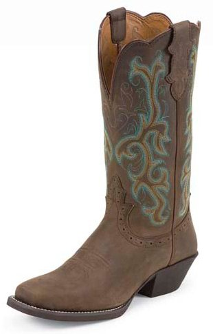 Work Amp Safety Women S Justin Boots Cowboy Boots Sorrel