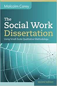 social work dissertation ideas mental health
