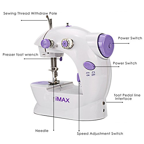 imax mini sewing machine