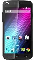 Wiko Lenny Smartphone débloqué 3G+ (Ecran : 5 pouces - 4 Go - Android 4.4 KitKat) Noir