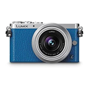Panasonic DMC-GM1KA LUMIX Mirrorless Digital Camera with 12-32mm Silver Kit Lens