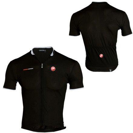 Buy Low Price Castelli Ultraleggera Full-Zip Jersey – Short-Sleeve – Men's (B004WBUECM)