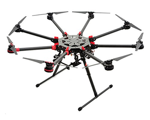 DJI Spreading Wings S1000+ AP Octocopter Drone Kit