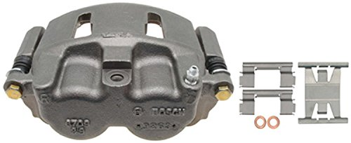 ACDelco 18FR2118 Professional Front Driver Side Disc Brake Caliper Assembly without Pads (Friction Ready Non-Coated), Remanufactured (Ford Ranger Brake Caliper compare prices)