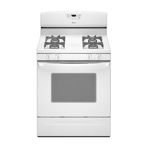 buy best price amana 5 0 cubic foot self cleaning gas range agr5844vdw white for sale cheap. Black Bedroom Furniture Sets. Home Design Ideas
