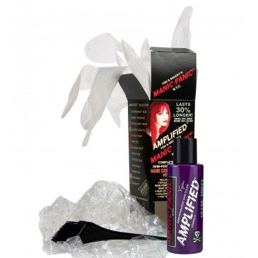 Manic Panic Manic Panic Amplified Complete Coloring Kit ULTRA VIOLET