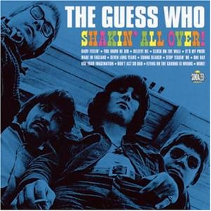 The Guess Who - Shakin