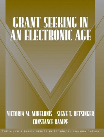 Grant Seeking in an Electronic Age (Part of the Allyn...